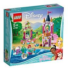 Ariel, Aurora, and Tiana's Royal Celebration 41162