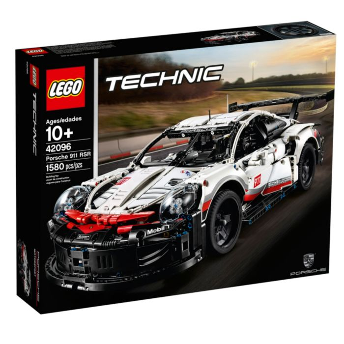 LEGO® Porsche 911 RSR 42096, Multi
