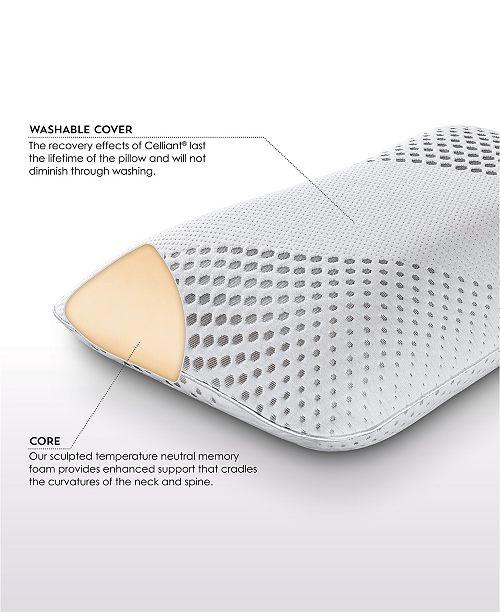 Pure Care Celliant Elegant Pillow Standard Amp Reviews