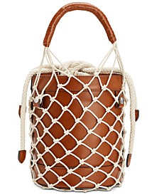 Steve Madden Mermaid Bucket Bag