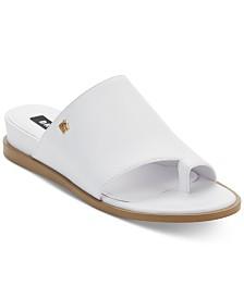DKNY Daz Flat Sandals, Created for Macy's