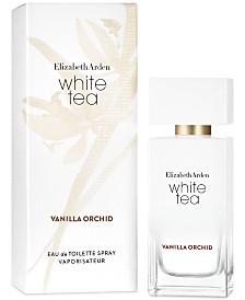 Elizabeth Arden White Tea Vanilla Orchid Eau de Toilette Spray, 1.7-oz.