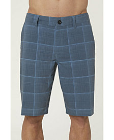 "O'Neill Men's Outsider Plaid 21"" Walk Shorts"