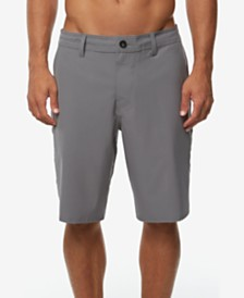 "O'Neill Men's Reserve Solid 21"" Hybrid Short"