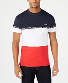 Le Tigre Tri-Color Colorblocked T-Shirt