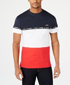 Le Tigre Tri-Color Colorblocked T-Shirt