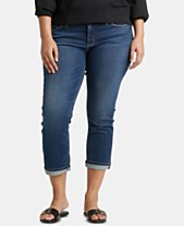 6abb24529fc1c Plus Size Silver Jeans - Silver Jeans Plus Size Clothing - Macy s