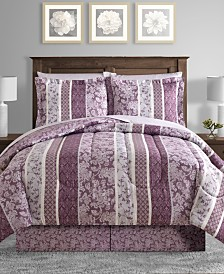 Martina Reversible 8-Pc. Comforter Sets