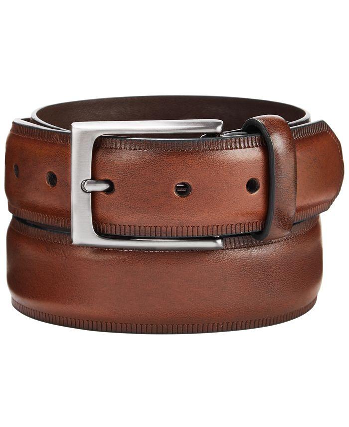 Alfani - Men's Embossed Belt