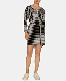 Sanctuary Sullivan Henley Dress