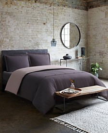 French Connection Blair 3-Piece King Duvet Set