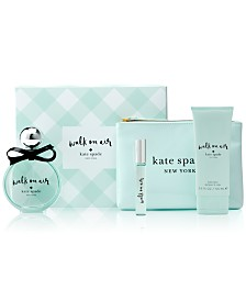 kate spade new york 4-Pc. Walk On Air Gift Set