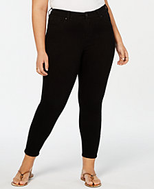 Celebrity Pink Plus Size Skinny Ankle Jeans