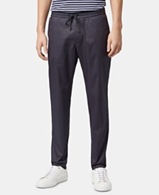 BOSS Men's Slim Fit Stretch Trousers