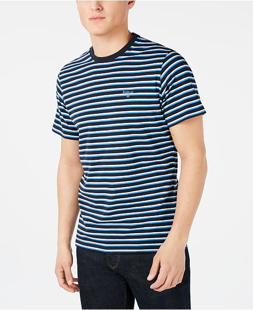 d23715c5b91 ... Barbour Men s Morton Stripe T-Shirt