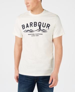 Barbour Men's Bressay Logo Graphic T-Shirt