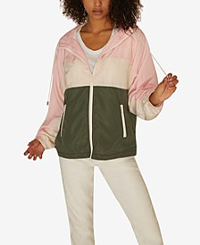 Neopolitan Colorblocked Jacket