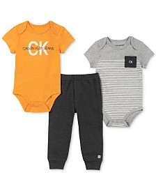 c603f249b6a0 Calvin Klein Boys Baby Outfits and Sets - Macy s