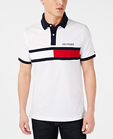 타미 힐피거 폴로 셔츠 Tommy Hilfiger Mens Custom Fit Holly Polo, Created for Macys
