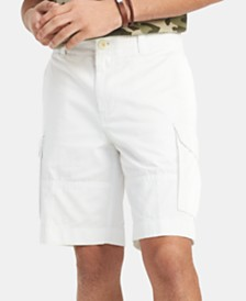"Tommy Hilfiger Men's 10"" Regular-Fit Cargo Shorts"
