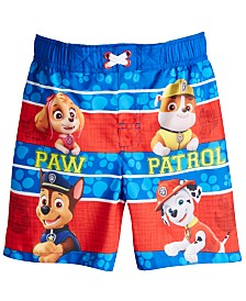 Dreamwave Toddler Boys PAW Patrol Swim Trunks