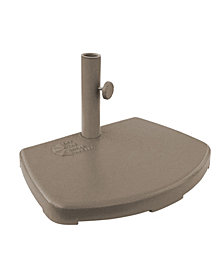 Blue Star Group OFF-THE-WALL BRELLA Specially Designed Custom Cast Base, 40 lbs