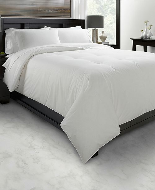 Ella Jayne 100 Certified Rds All Season White Down Comforter King