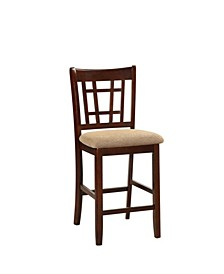 Wooden Counter Height Chair, Set of 2