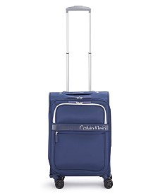 """Calvin Klein Lincoln Square 21"""" Softside Upright Luggage"""
