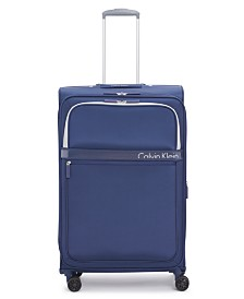 """Calvin Klein Lincoln Square 25"""" Softside Upright Luggage"""
