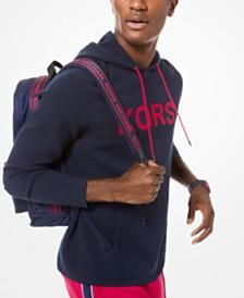 Michael Kors Men's Logo Sport Hooded Sweater