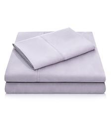 Woven Microfiber Standard Pillowcase Set