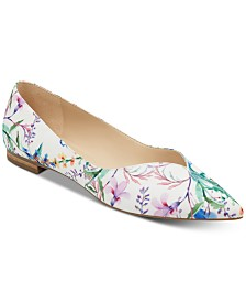 Marc Fisher Analia Pointed-Toe Flats