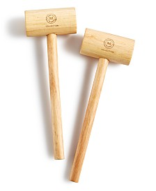 Martha Stewart Collection Wooden Mallets, Set of 2, Created for Macy's