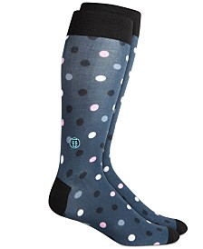 Tall Order Men's Big & Tall Printed Socks