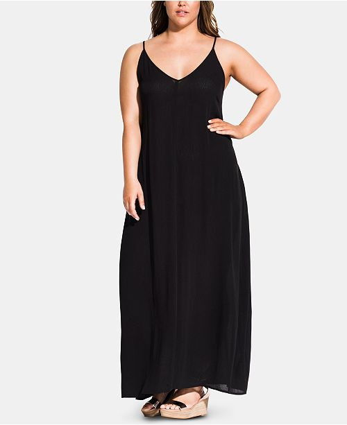 City Chic Plus Size Summer Love Maxi Dress & Reviews ...