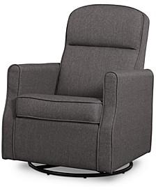 Blair Slim Nursery Glider Swivel Rocker Chair