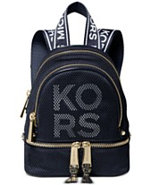 95635a031 MICHAEL Michael Kors Rhea Logo Convertible Backpack