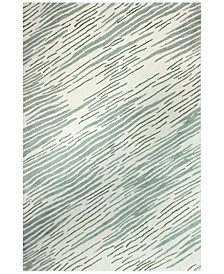 """Downtown HG367 5'6"""" x 8'6"""" Area Rug"""