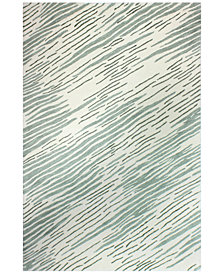"""Downtown HG367 2'6"""" x 8' Runner Area Rug"""