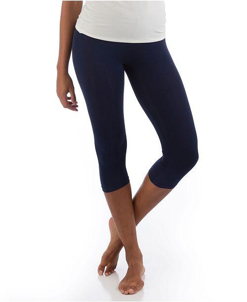 ee95b591f639ff ... YALA Designs YALA Bliss Lightweight Viscose from Bamboo Cropped Legging  ...