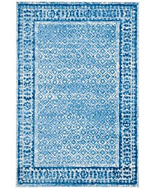 Safavieh Adirondack Silver and Blue 4' x 6' Area Rug