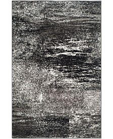 Safavieh Adirondack Silver and Black 10' x 14' Area Rug