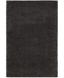 Reno Dark Gray 4' x 6' Area Rug