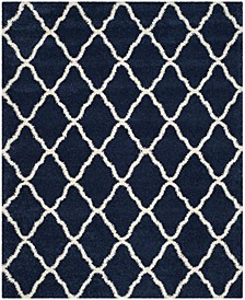 Hudson Navy and Ivory 8' x 10' Area Rug