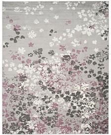 Safavieh Adirondack Light Gray and Purple 6' x 9' Area Rug
