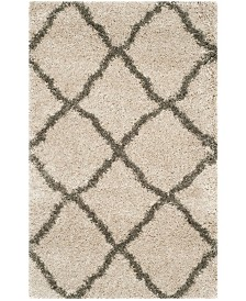 """Safavieh Belize Taupe and Gray 2'3"""" x 5' Area Rug"""