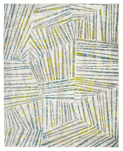 Safavieh Skyler Gray and Green 8' x 10' Area Rug
