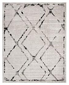 Skyler Ivory and Gray 8' x 10' Area Rug