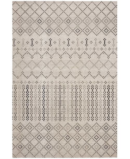 Safavieh Montage Gray and Charcoal 3' x 5' Area Rug